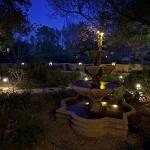 Fountain Evening